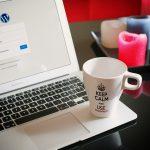 Keep calm and use wordpress