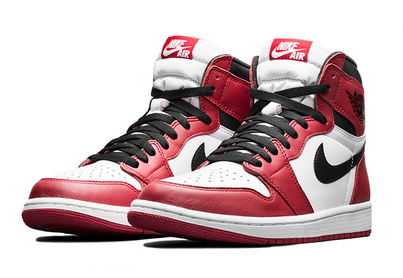Sneaker Air Jordan 1 OG Chicago