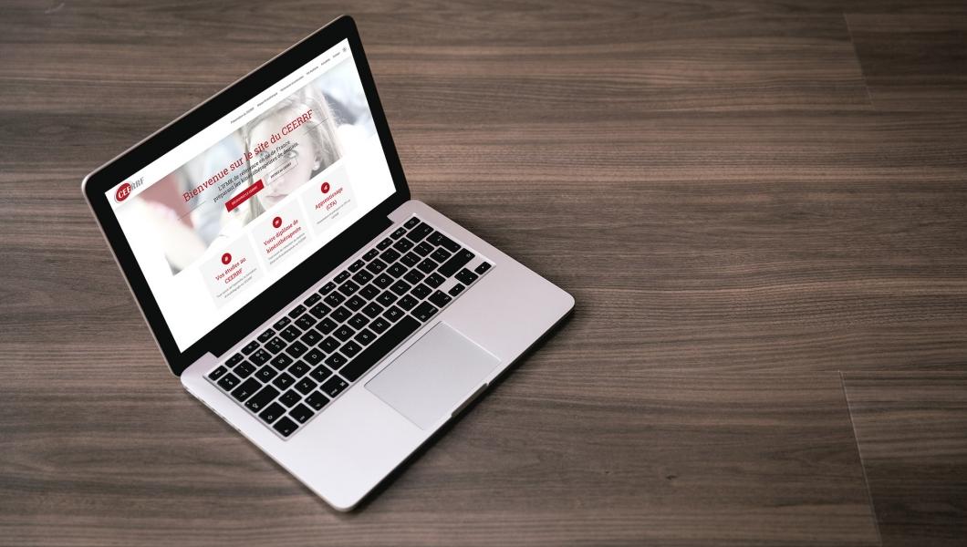 Nouveau site internet pour le CEERRF
